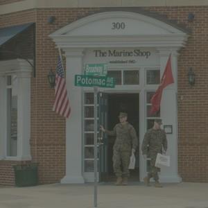 The Marine Shop at Quantico