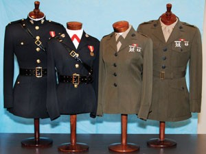 Order USMC uniform packages online